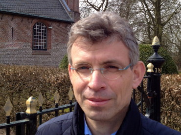 Ds. Bastiaan Belder praat over de mens en het landschap