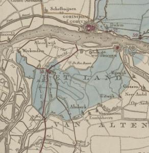 Nieuwe Hollandse Waterlinie Werkendam